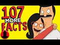 107 MORE Bob's Burgers Facts (ToonedUp #187) | ChannelFrederator