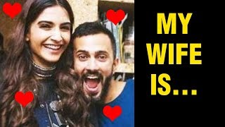 Anand Ahuja Posts Something Special For Wife Sonam Kapoor | Veere Di Wedding
