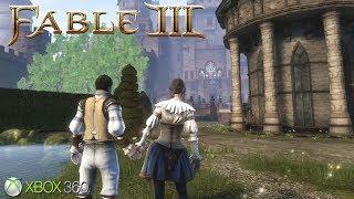 Fable III - Xbox 360 Gameplay (2010)