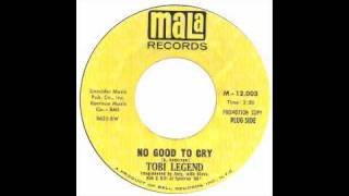 Tobi Legend - No Good To Cry - Mala