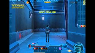 SWTOR Sith Warrior 0.02 Slaying the Beast