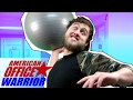 NINJA DODGEBALL CHALLENGE | AMERICAN OFFICE WARRIOR!