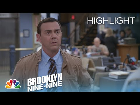 """Holt's """"Clown Car""""   Season 3 Ep. 7   BROOKLYN NINE-NINE"""