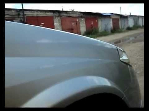Опыт удаления царапин карандашом Fix it Pro на автомобиле Ниссан Примера Р12