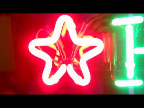 Letreiro Luminoso Heineken Neon