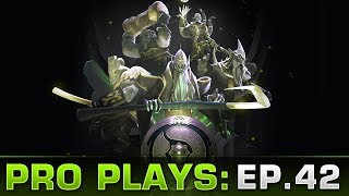 Dota 2 Top 5 Pro Plays Weekly - Ep. 42