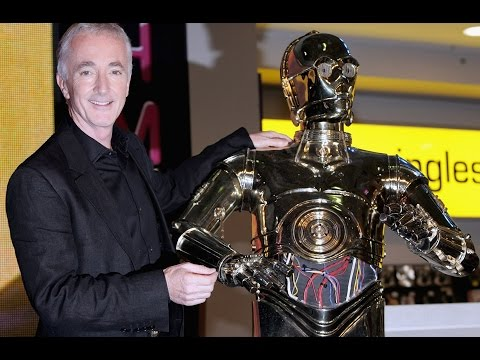 40 Years After 'Star Wars' Release Anthony Daniels Reveals He Didn't Want To Play C3PO