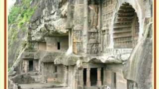 THE AJANTA CAVES, India - a musical tour