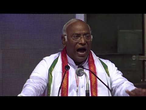 Save The Constitution: Mallikarjun Kharge Speech at Talkatora Stadium, New Delhi