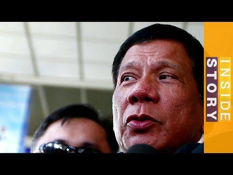 Inside Story - Can Rodrigo Duterte win the war on illegal drugs?