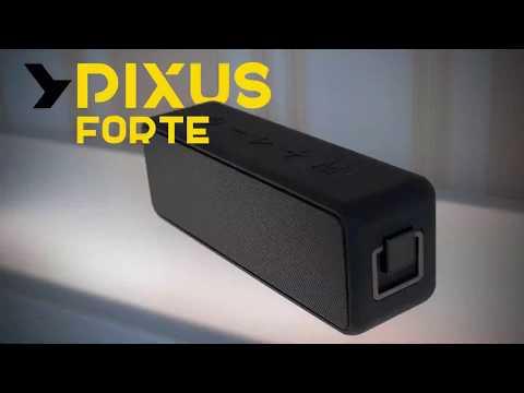 Акустическая система Pixus Forte Black (PXS007ВК)