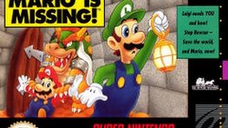 Mario is Missing (SNES) Longplay [217]
