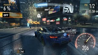 NeeD FoR SpeeD NO LIMITS : Motion Blur On!