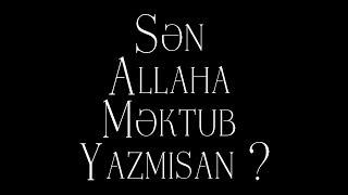 """Elza Seyidcahan - """"Allaha Məktub yazmışam """" (Official Video)"""