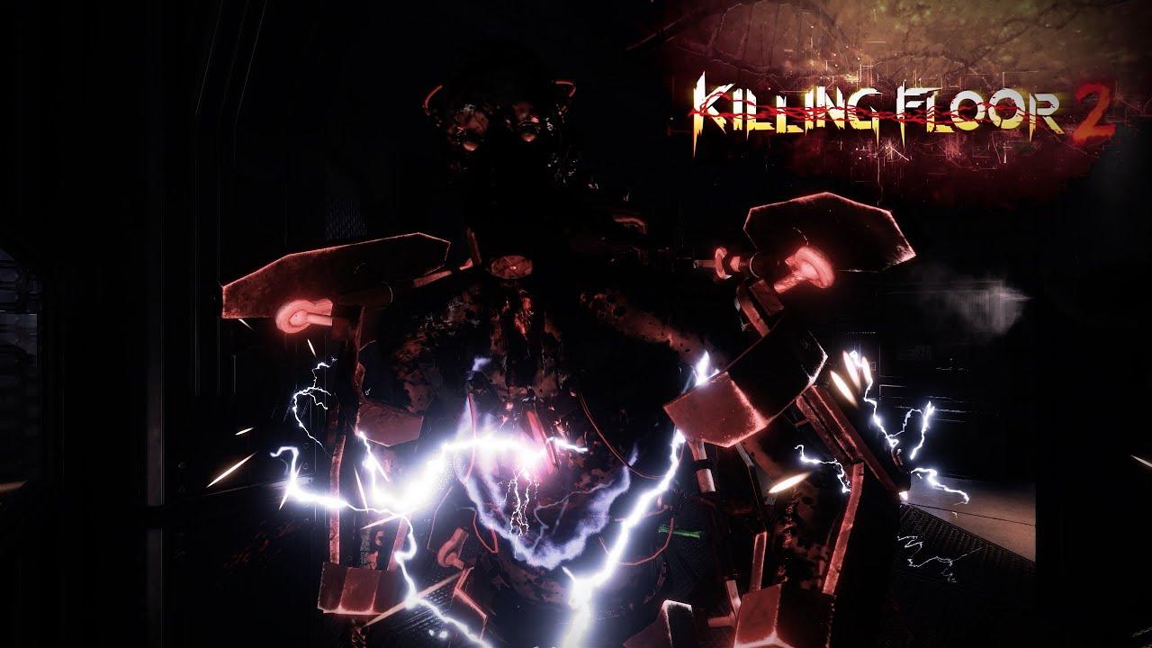 Killing Floor 2 Co Op Gameplay Youtube