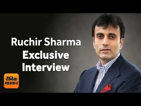 Exclusive : Ruchir Sharma Interview - Chief Global Strategist, Morgan Stanley