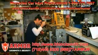mercedes benz automotive keys replacement call now 1 866 772 7667
