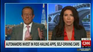 Automakers Invest in Ride Handling Apps & Self Driving Cars with Lauren Fix