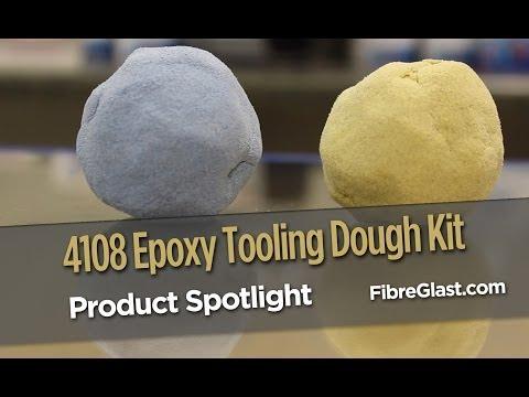 4108 Epoxy Tooling Dough