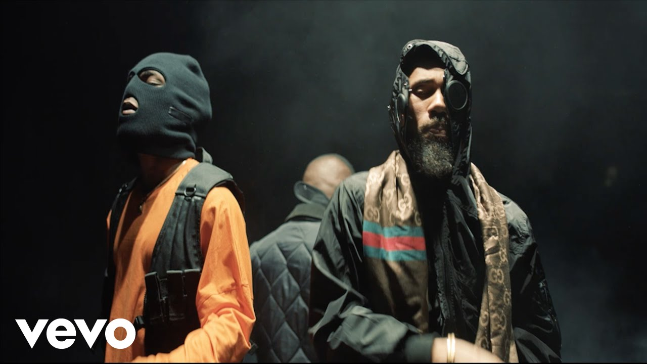 Download Phyno - Link Up [Official Video] ft. Burnaboy, M.I