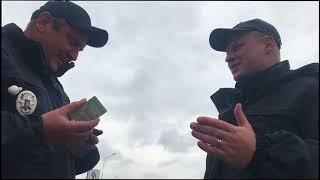 Бесполезные сотрудники полиции Красноградского поста!