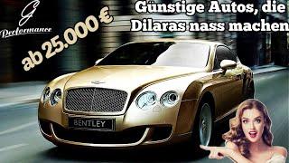 6 günstige Autos, die Dilara feucht machen werden   G Performance