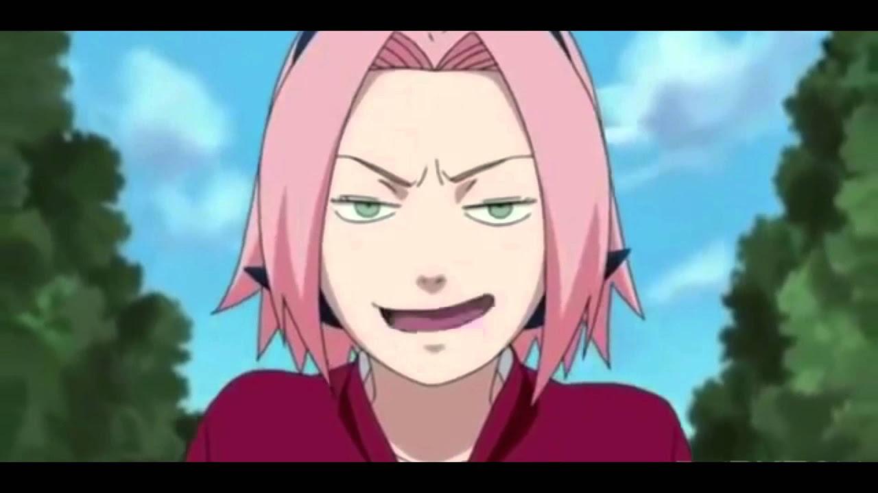 Смешные моменты из аниме Наруто
