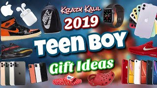 2019 Boys Christmas Gift Guide Tech-Clothes // Krazy Kalil