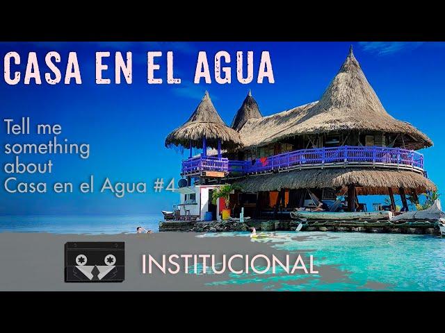 Tell me something about Casa en el Agua #4
