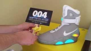 ShoeZeum 2015 Nike Mag Marty McFly Back