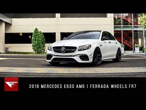2019 Mercedes E63s AMG   LET THAT **** LOOSE   Ferrada Wheels