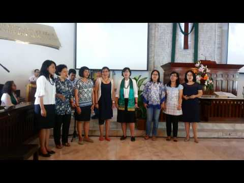 Bertumbuh dalam kasih (Paduan Suara Vocal Group GKJ Joglo tgl 22-01-2017 pagi)
