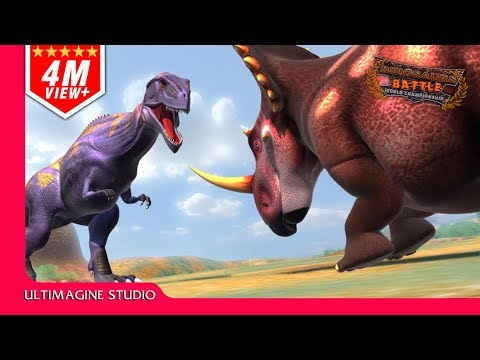 Dinosaurs Battle S1 GC4