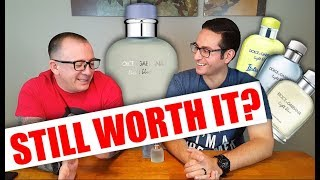 Dolce & Gabbana Light Blue Cologne / Fragrance Review