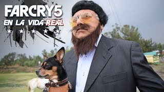 PARODIA: FarCry 5 en la vida real