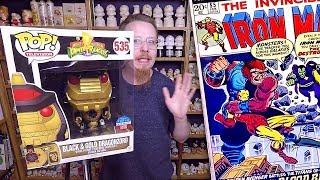 Baixar My Epic 2017 NYCC Exclusive Funko Pop Vinyl Figures Haul & Key Issue Comic Book  Finds Funko Pops