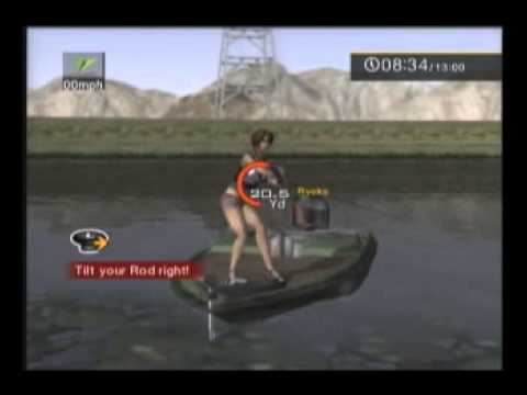 Pro Fishing Challenge (Xbox) Video 1