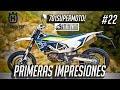 Husqvarna 701 Supermoto | Primeras Impresiones