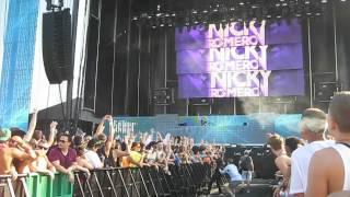 Nicky Romero - Don't You Worry Child (SHM)