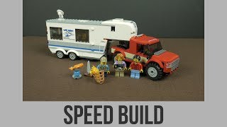 How to Build a Basic LEGO Pickup Truck TUTORIAL