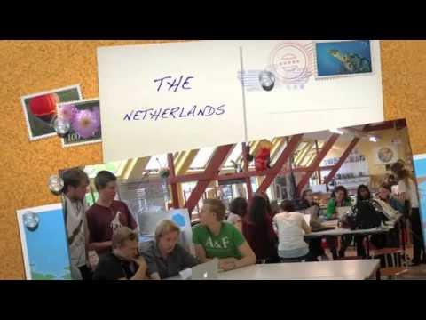 Social media exchange between The Netherlands and Argentina
