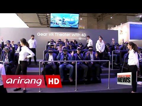 Korean developers combine robotics and virtual reality to advance VR entertainment