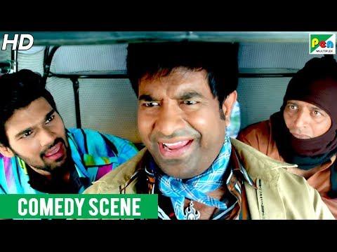 Vennela Kishore Comedy Scene | Mahabaali – Auto Rickshaw Funny Scene | Alludu Seenu