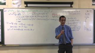 Complex Numbers (6 of 6: Finishing off the Proof)