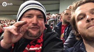Manchester United 1-2 Sevilla MATCHDAY VLOG