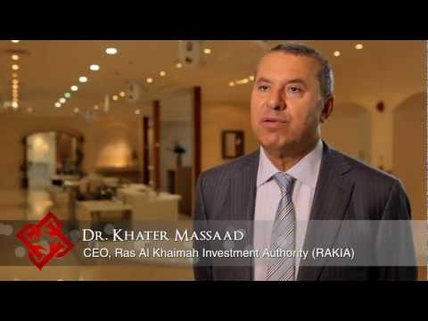 Executive Focus: Dr. Khater Massaad, CEO, Ras Al Khaimah Investment Authority (RAKIA)