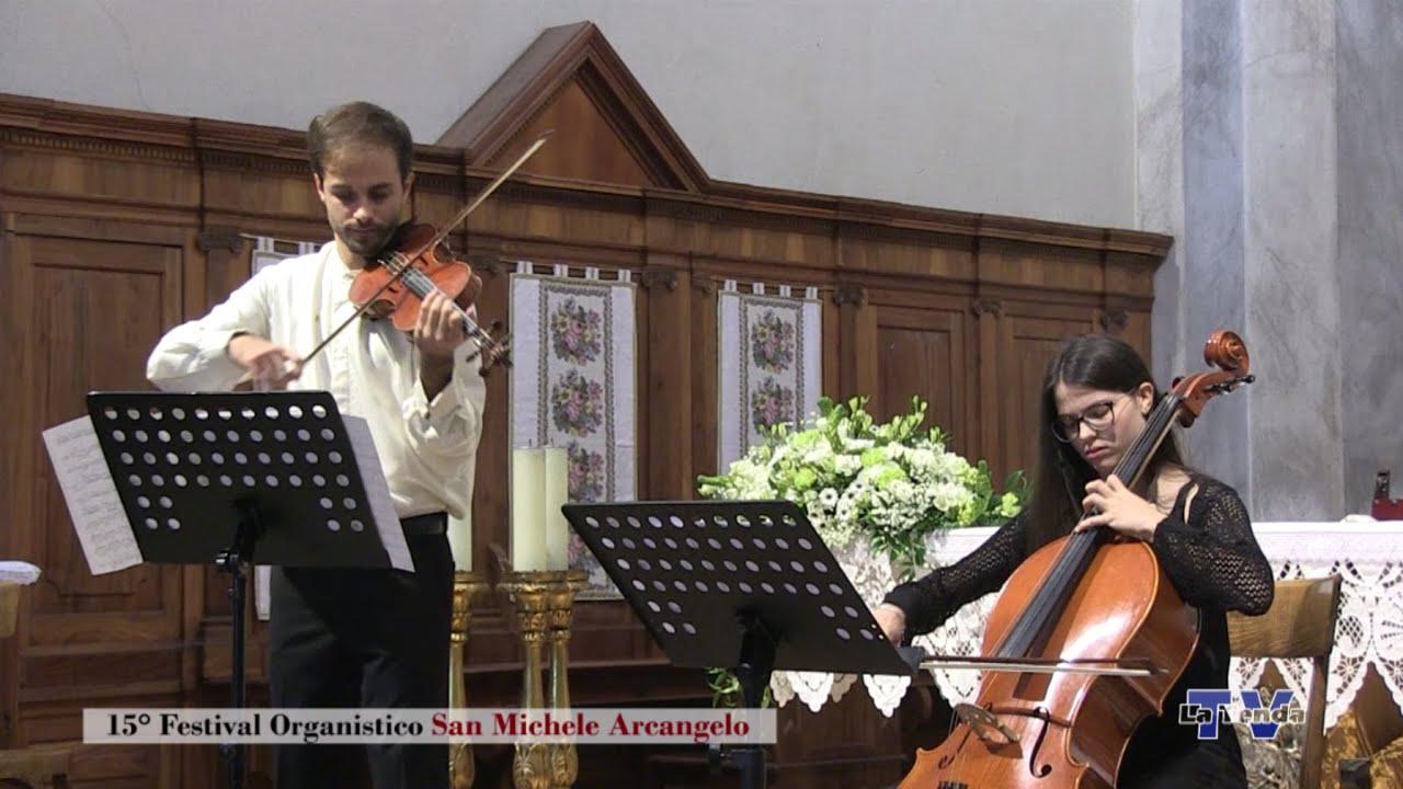 "15° Festival organistico ""San Michele Arcangelo"" 2019 - 2"