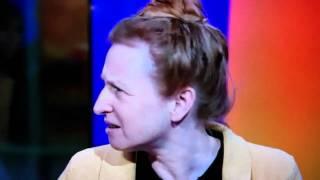 One Show Ruth Goodman Swears On Live TV
