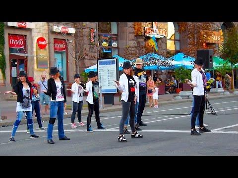 Dance Flashmob - Michael Jackson - Birthday Tribute 7