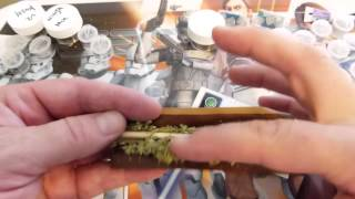 How to Roll a Vortex Blunt